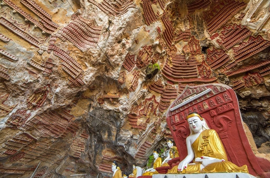 Myanmar Travel Off the Beaten Track