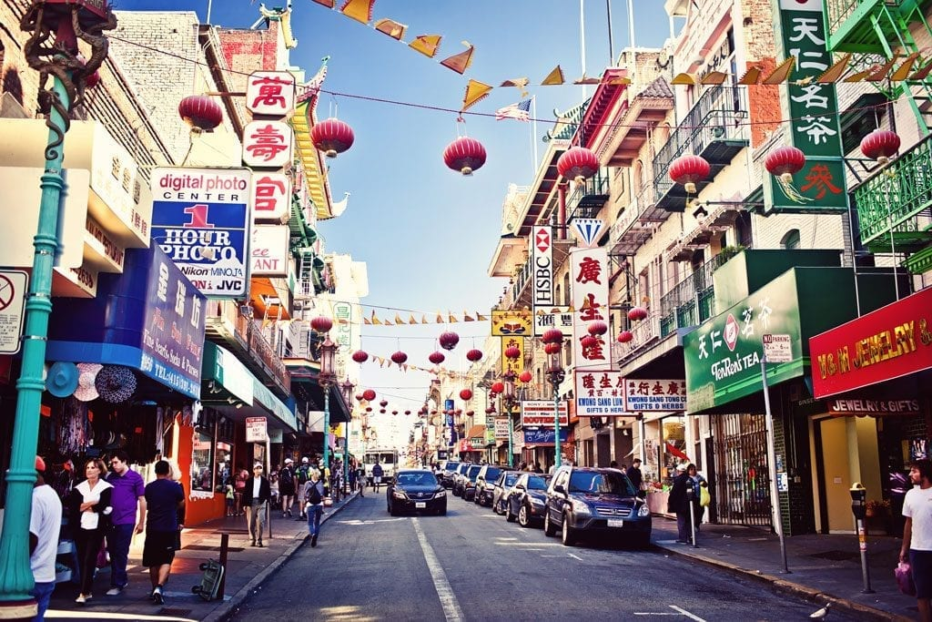 Chinatown is not just a brilliant film, it's also one of the main culinary reasons to visit San Francisco