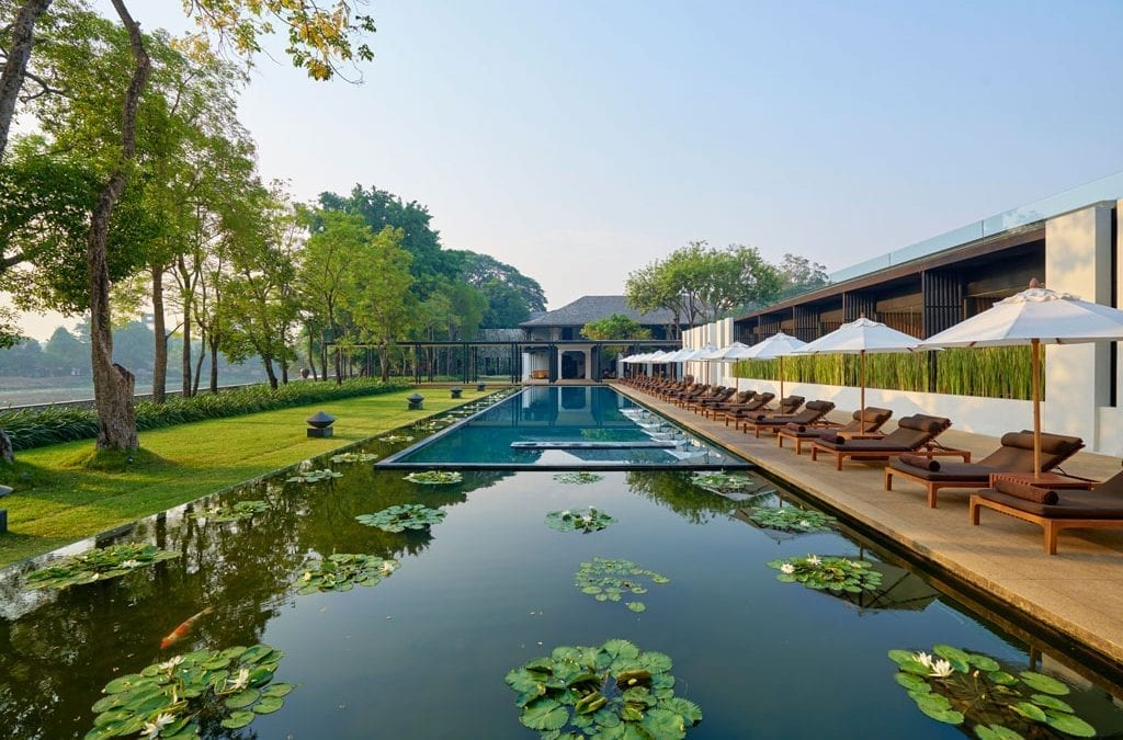 Anantara Chiang Mai – a Trip Back in Time