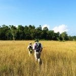 off the beaten track - Cardamom Mountains Cambodia