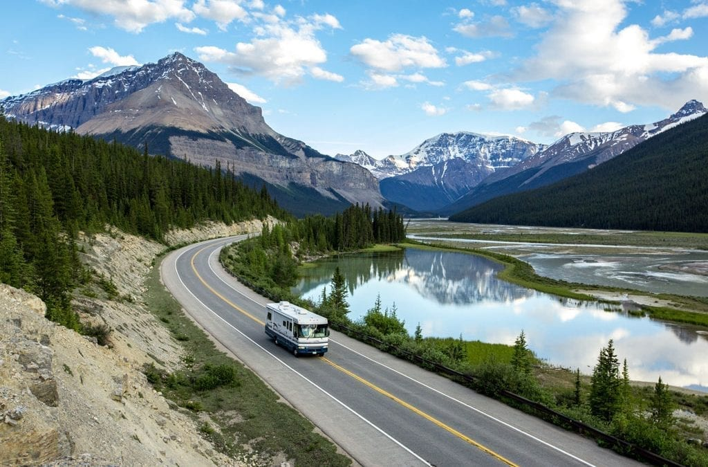 Visit Western Canada's National Parks with Bon Voyage
