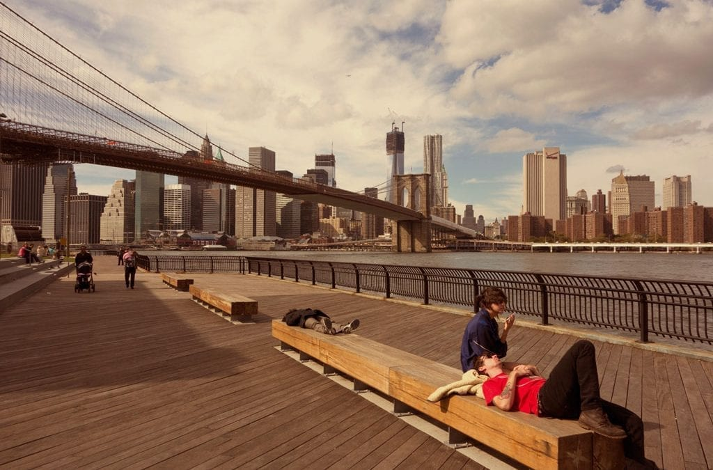 New York's Top 10 Trends for 2018