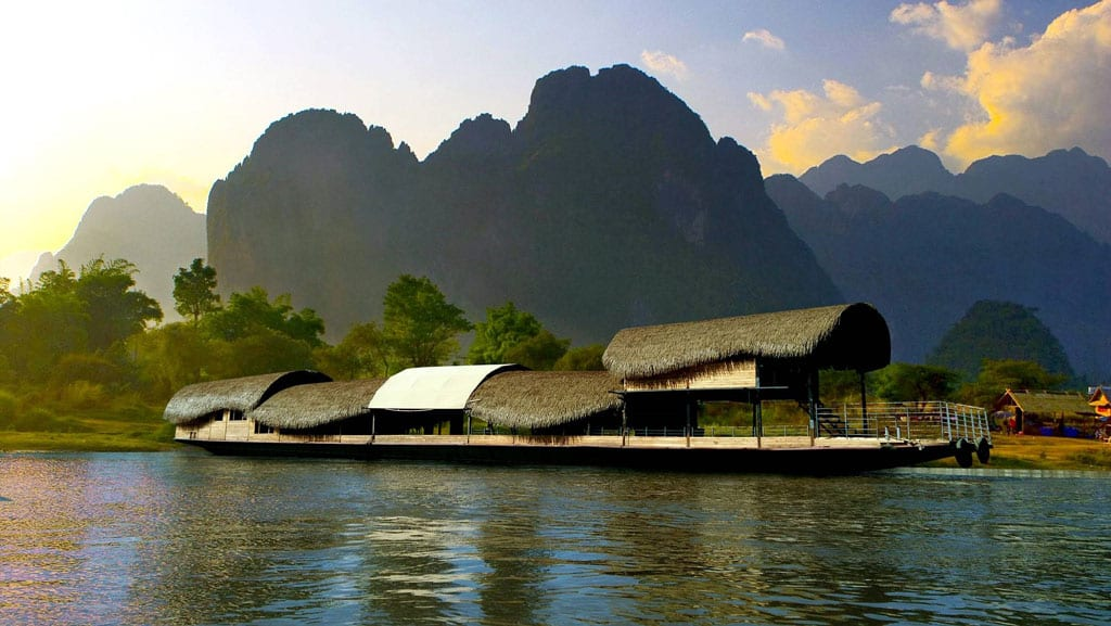 Mekong Kingdoms Offers a New Style of River Travel