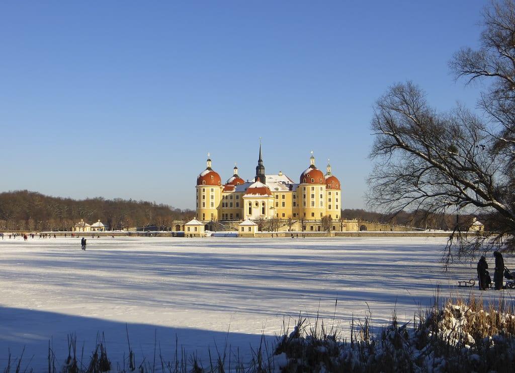 Moritzburg in Dresden