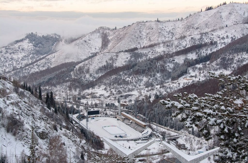 Kazakhstan Winter Fun: Shymbulak and Medeu