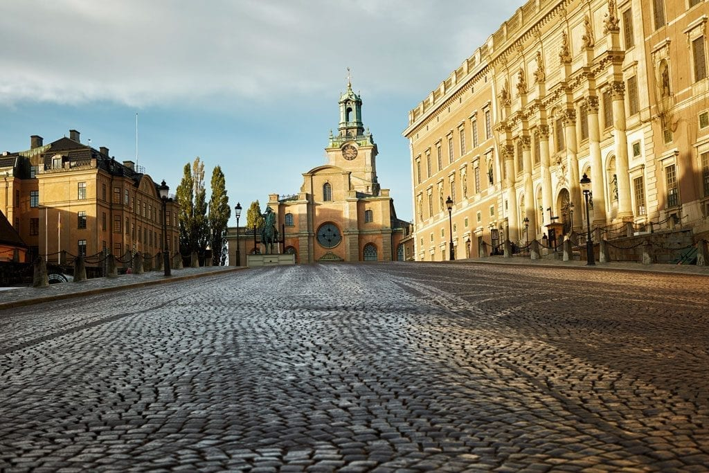 Stockholm travel – Gamla Stan or the Old Town