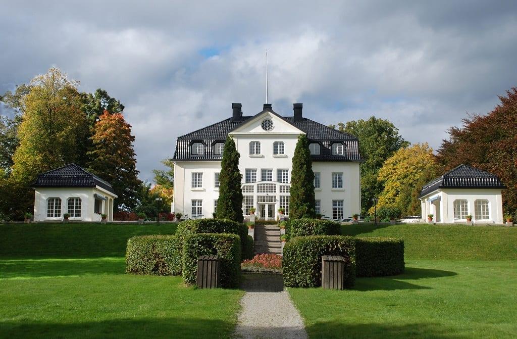 Baldersnäs Manor in West Sweden