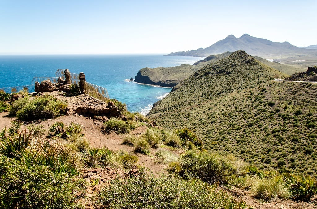 Cabo de Gata in Andalucia