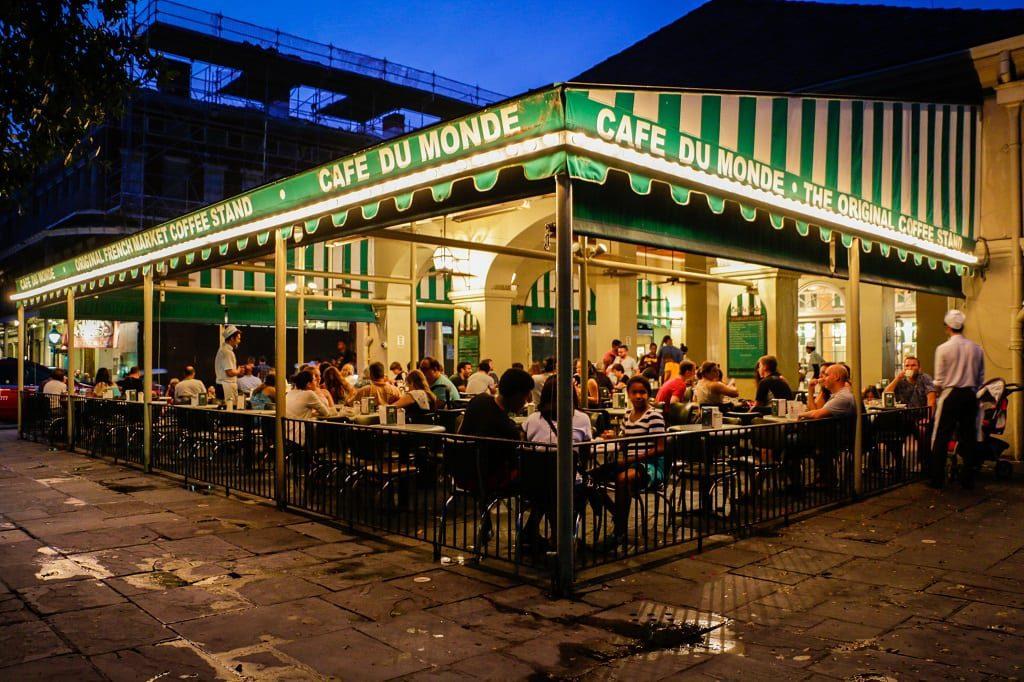Cafe du Monde © Paul Broussard