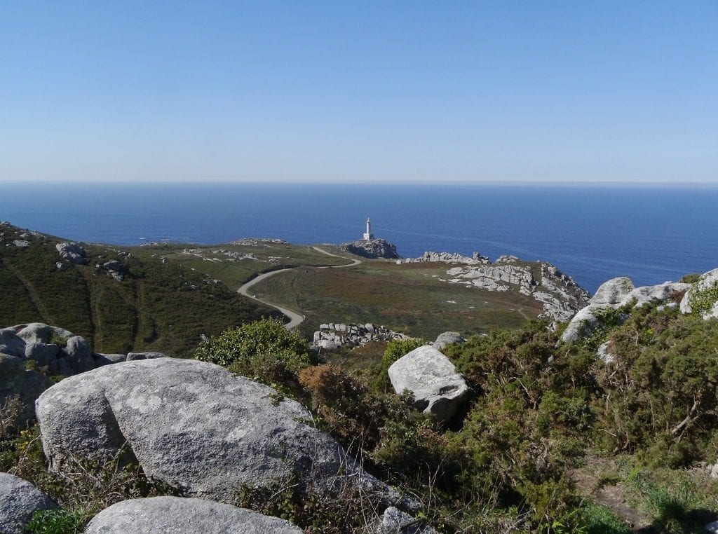 Faro de Punta Nariga