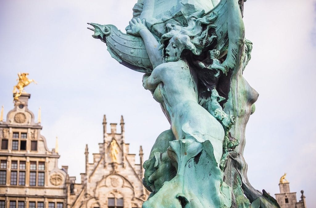Antwerp Celebrates Diamonds and Baroque