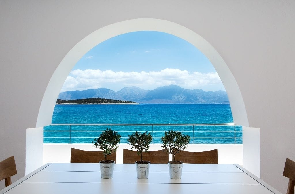 Four Luxury Greek Hotels Not to Miss