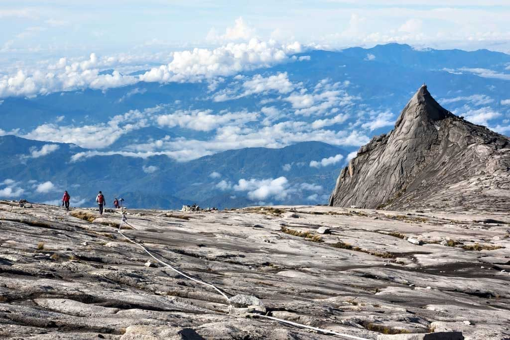Mount Kinabalu, Malaysia