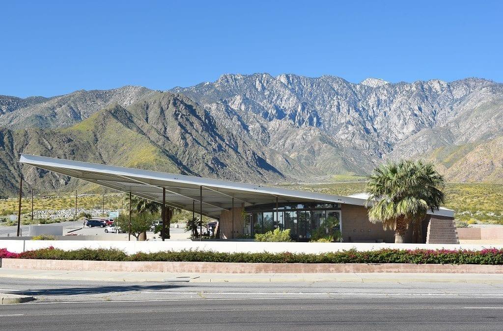 Celebrate Modernism in Palm Springs