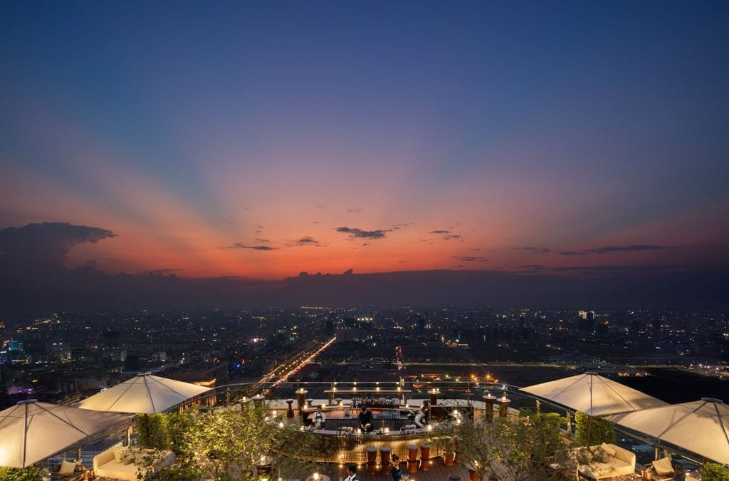 5-star Rosewood Phnom Penh Opens