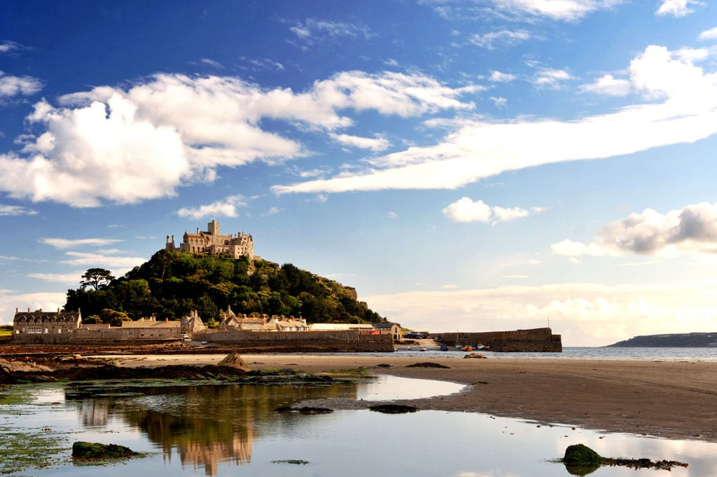 Recent weeks have seen a surge of interest in popular places such as Cornwall.