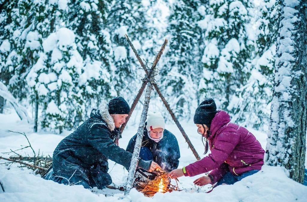 Icehotel's Wellbeing Weekends