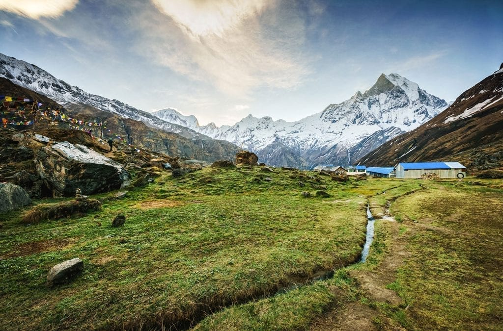 Travel Tales I – From Delphi to Annapurna