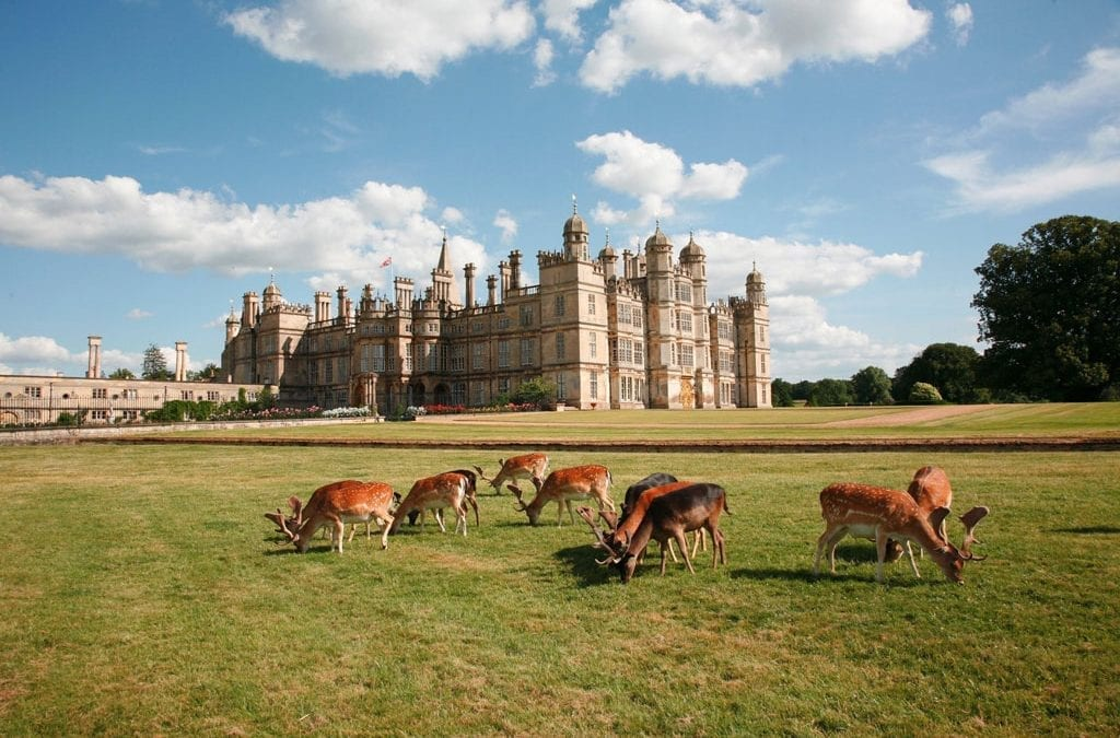 Star Wars, Twilight and Bedlam at Burghley