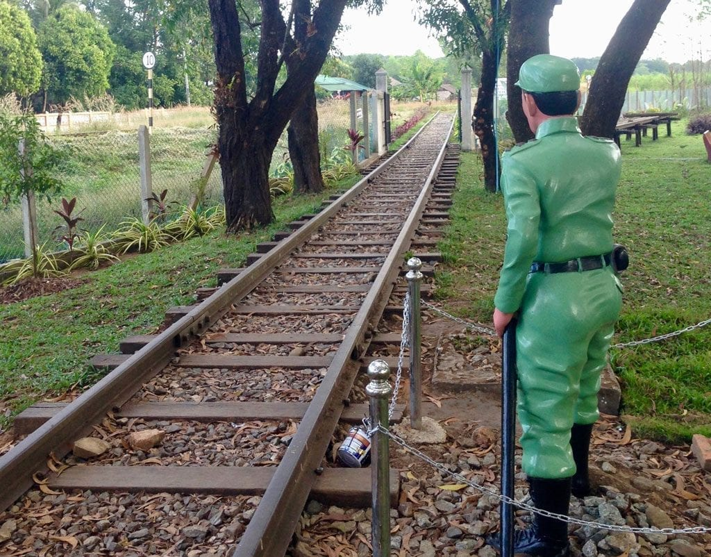 Thanbyuzayat War Cemetery and Death Railway Museum