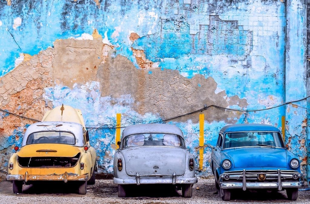 Axes Apart: Travel the Unknown to Iran & Cuba