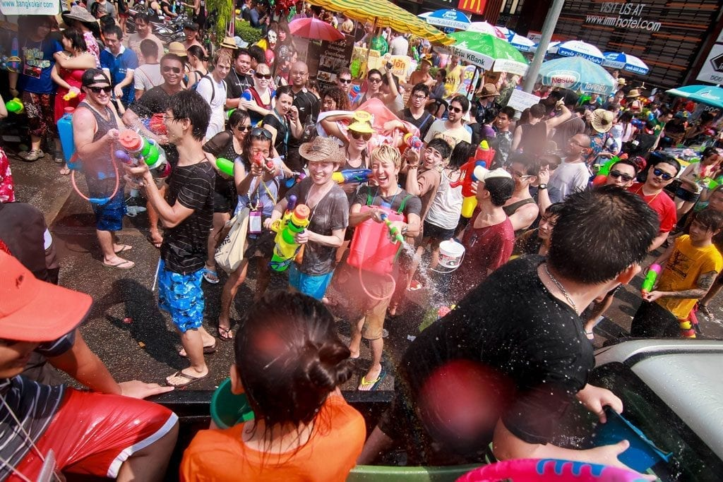 Best Festivals Songkran