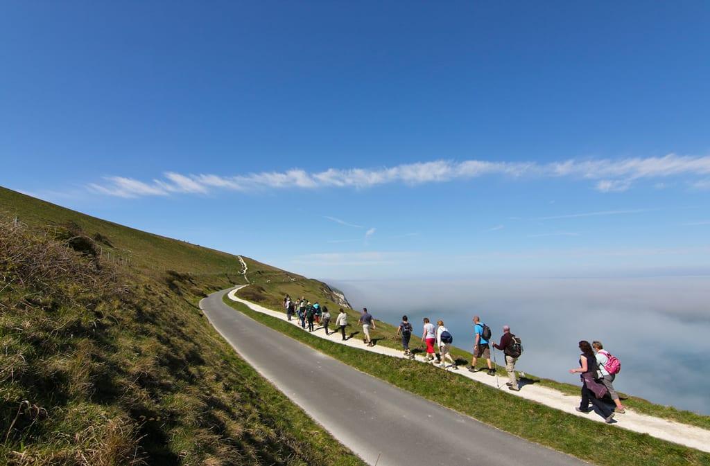 Isle of Wight Walking Festival Returns