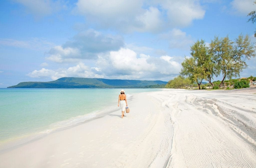 Postcard Cambodia: Royal Sands Koh Rong