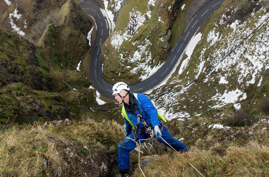 Extreme Spring Clean for Cheddar Gorge