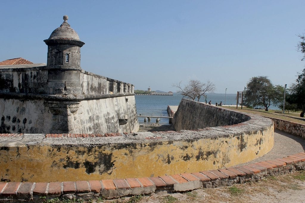 things to do in Cartagena - ramparts