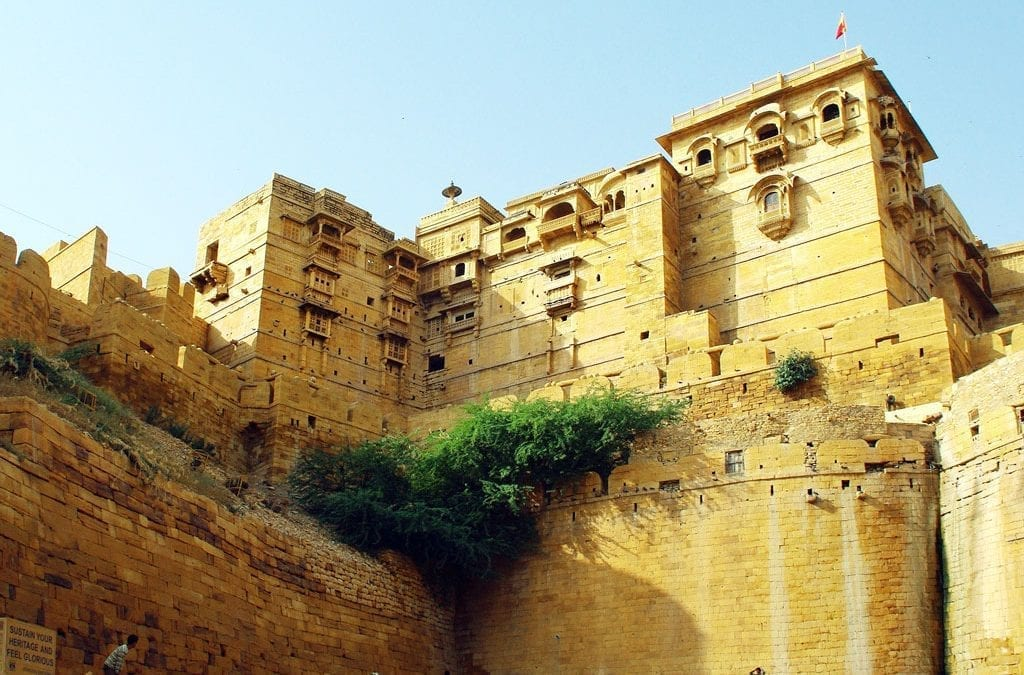 New Jaipur to Jaisalmer Flight Saves Time