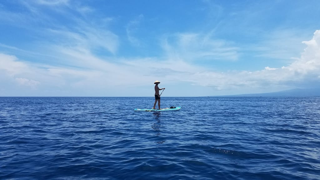 Paddle Boarding for Over 40s