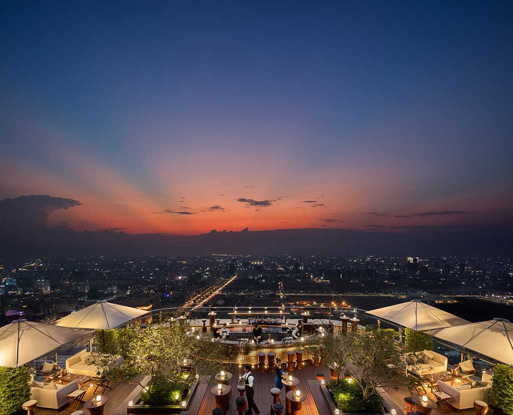 Rosewood Phnom Penh: Rooms with Views | Travel Begins at 40