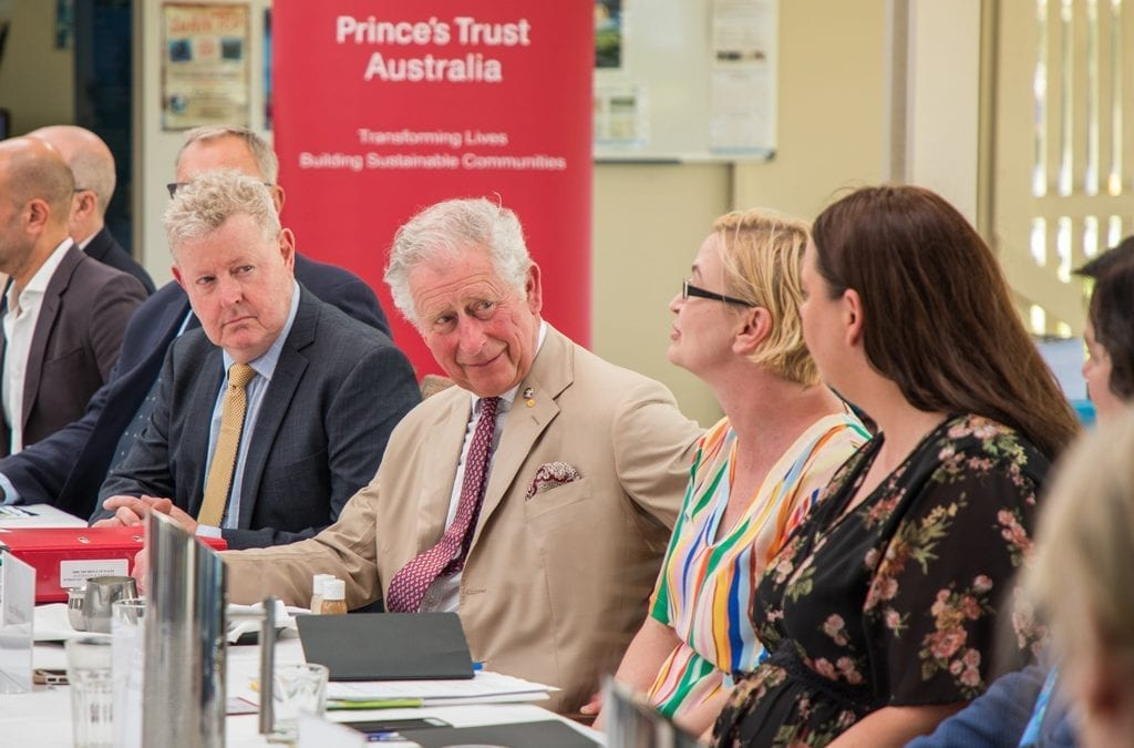 Prince Charles Joins Fight for Great Barrier Reef