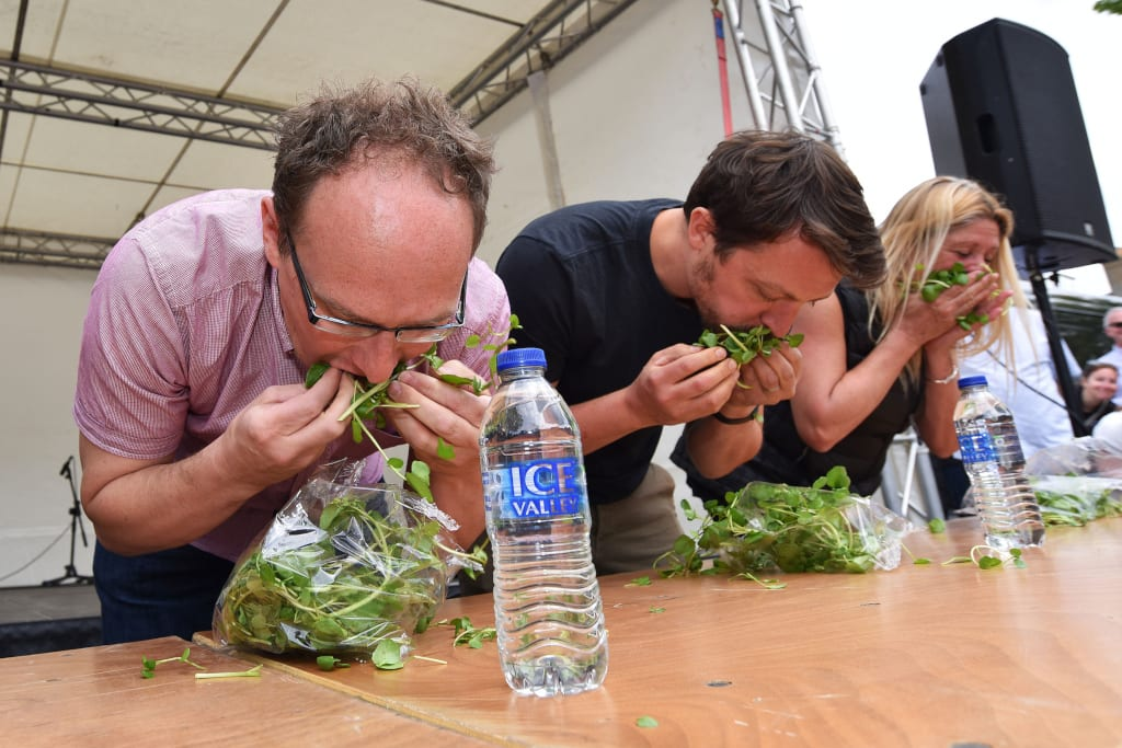 Alresford Eating Competition