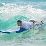 Brownlee Brothers Take to the Gold Coast Waves