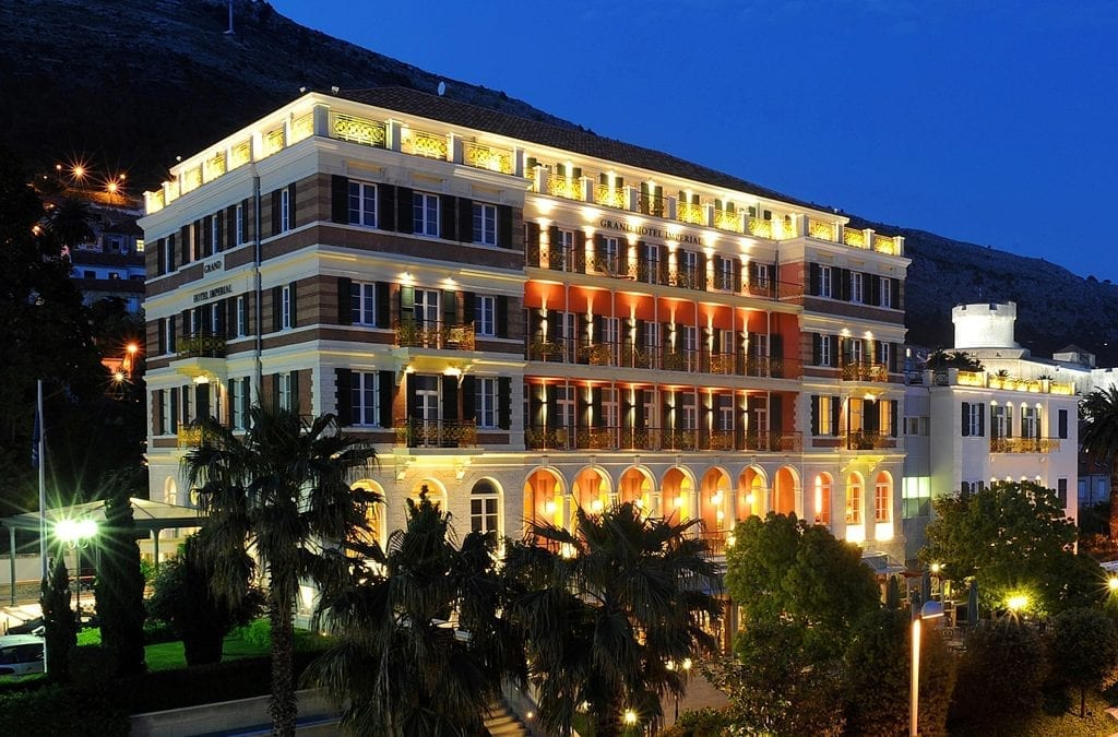 Hilton Imperial Dubrovnik Re-opens