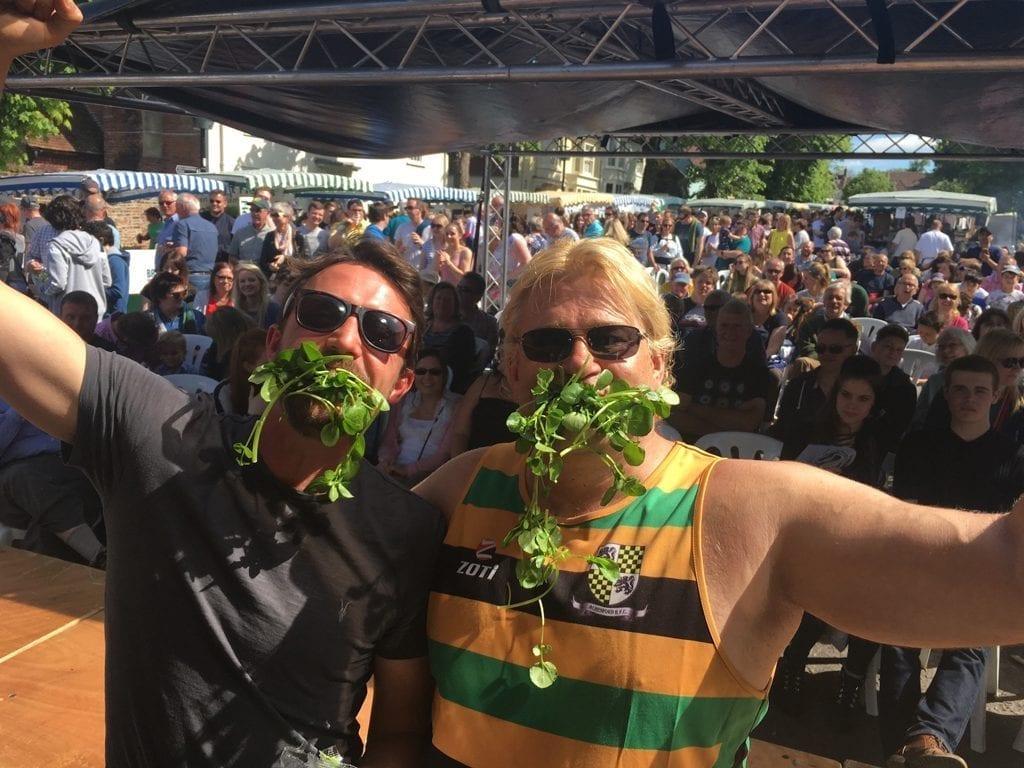 Alresford Watercress Festival - Worldwide Festivals