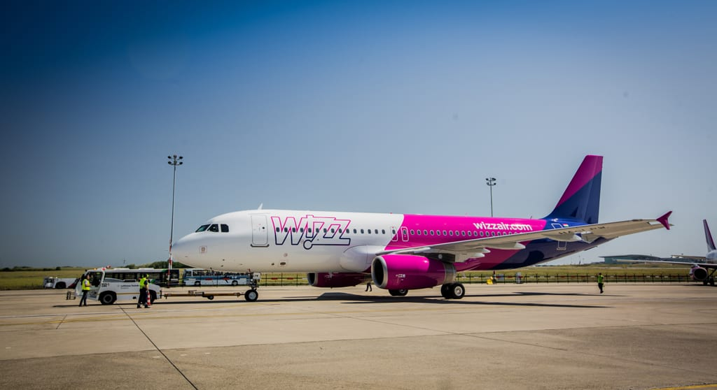 Wizz Air Launches Carbon Offseting Scheme