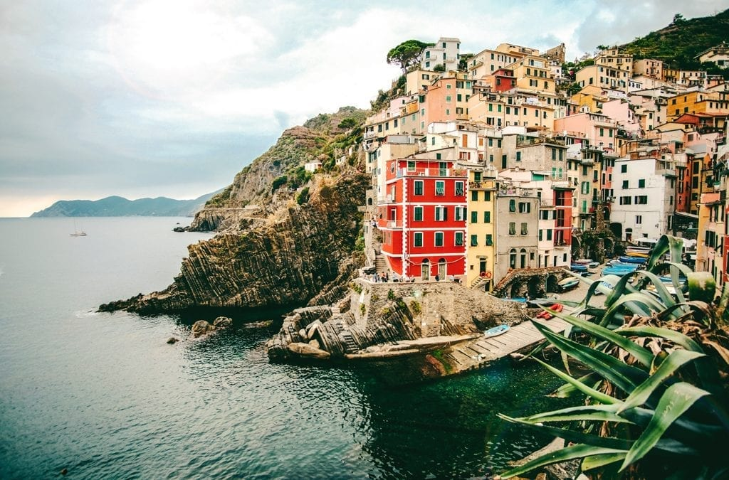 Italy Travel Tips: from Python to the Beautiful South