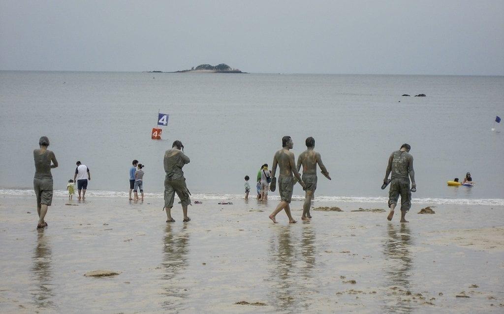Boryeong Mud Festival South Korea