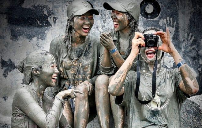 Boryeong Mud Festival worldwide festivals