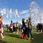 Isle of Wight Festival Island