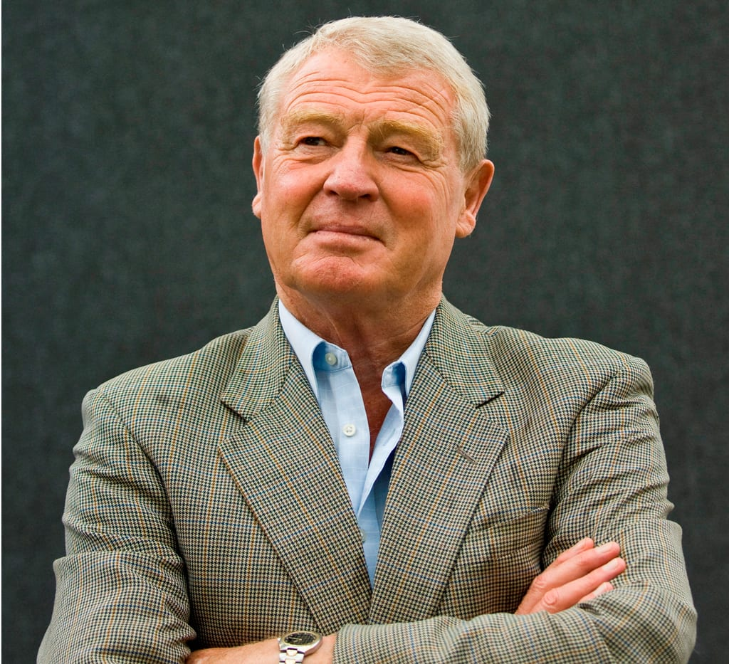 Paddy Ashdown will be reminiscing at the Winchester Festival 2018