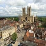 Lincoln Cathedral and Hidden England