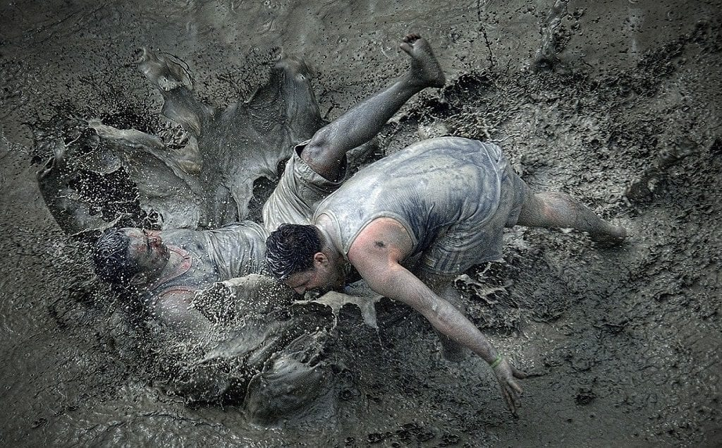Boryeong Mud Festival South Korea