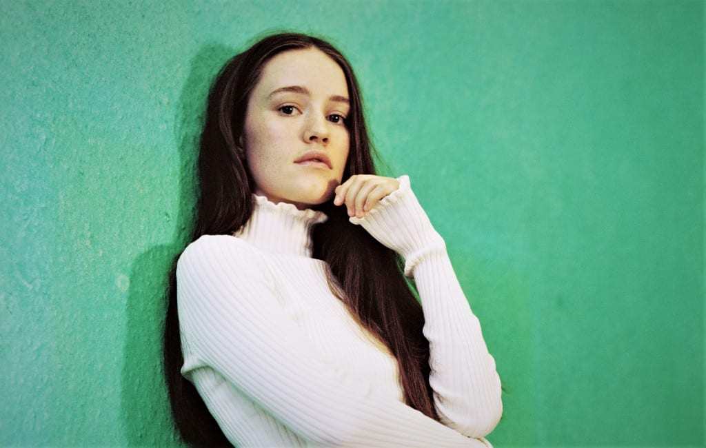 Check out Sigrid at the Isle of Wight Festival
