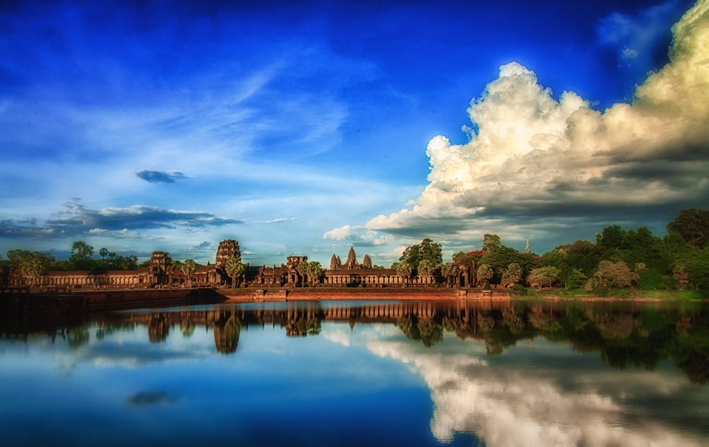 The majestic Angkor Wat is not the only reason for signing up to Siem Reap photography tours