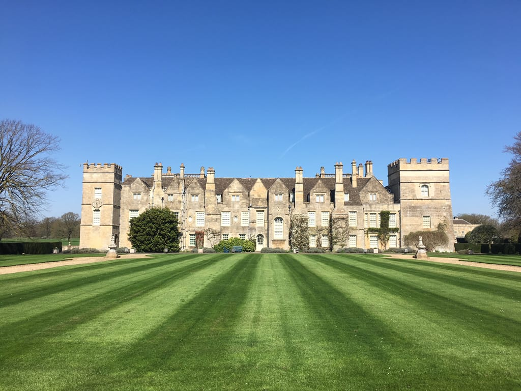 Grimsthorpe Castle, a true secret of Hidden England