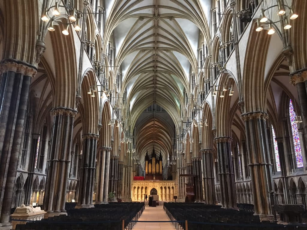 Undisputed drawcard of Hidden England - Lincoln Cathedral